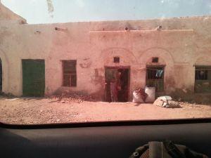 Chegada em Berbera, Somalilândia