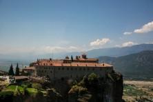 Monastérios em Meteora