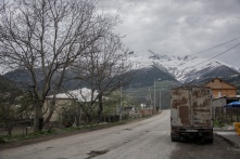 Caminho para Tchaladi
